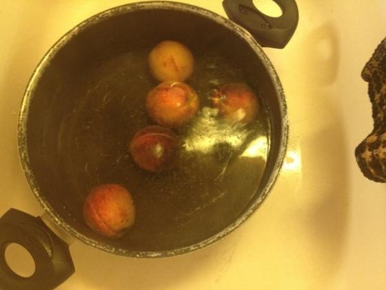 Peaches for Pie