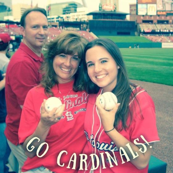 St. Louis Cardinals fans
