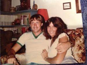 Doug and Vickie youg!