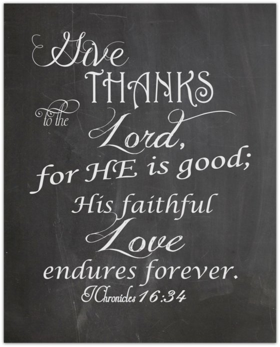 1-Give Thanks