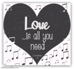1-Love Is All You Need