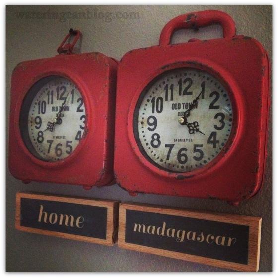 Madagascar time