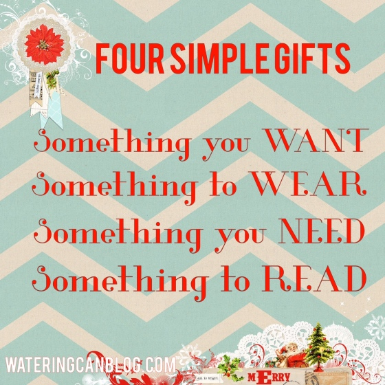 Four Simple Gifts