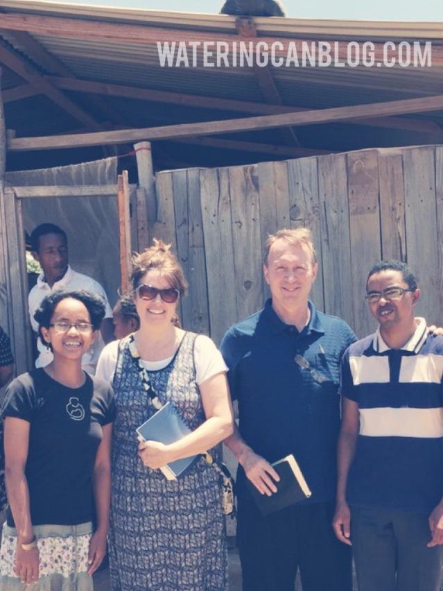 Pastors and wives Toliara, Madagascar