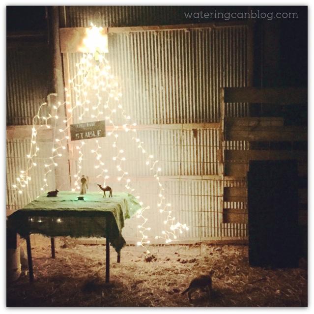 Christmas in the Munton Barn 2014