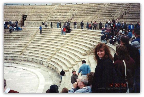 Amphitheater Caesarea Maritima