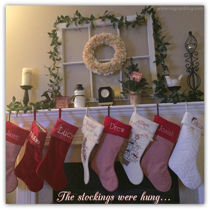 Christmas Stockings 2014