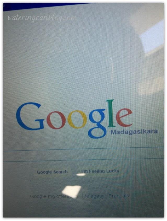 Google Madagascar