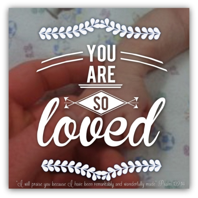 You are So Loved Psalm 139
