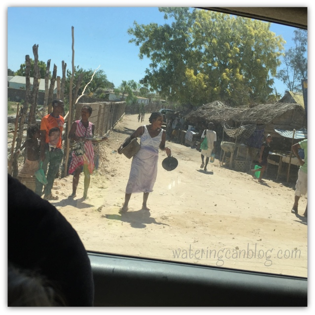 Madagascar Colors--the people