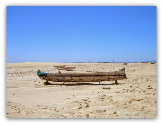 Madagascar Colors--Fishing Boat