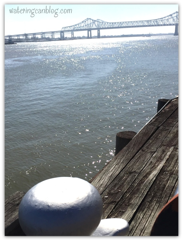 Mississippi River--New Orleans