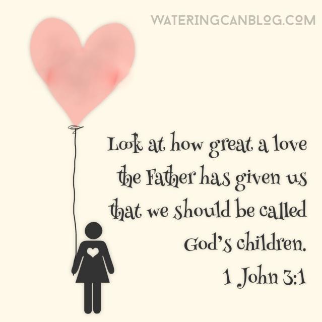 I John 3:1