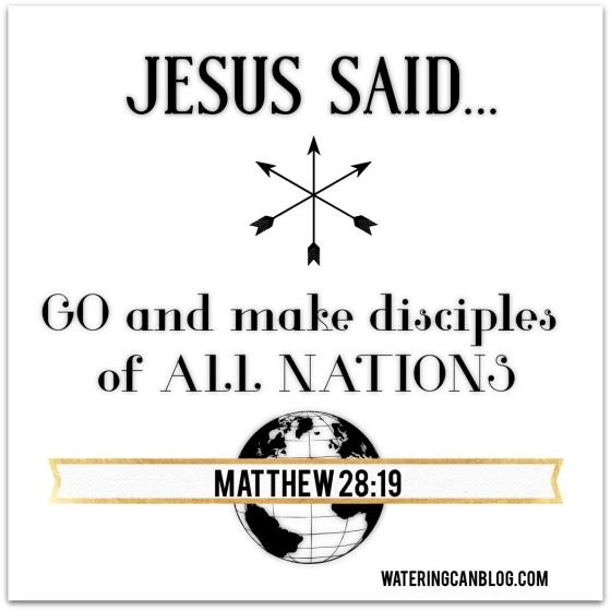 Matthew 29:19