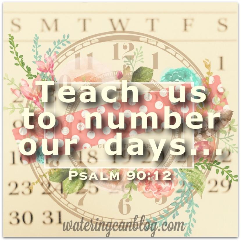 Psalm 90.12