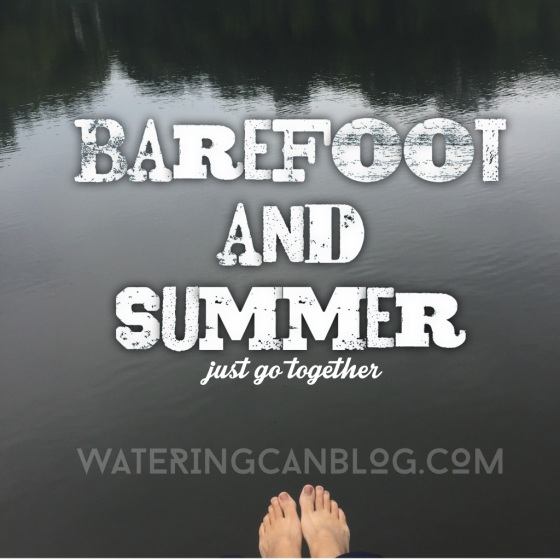 Barefoot and Summer
