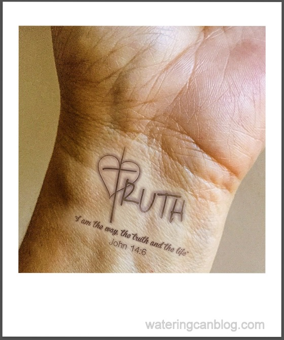 Truth Tattoo