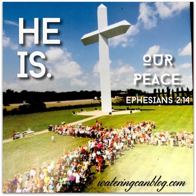 Ephesians 2.14
