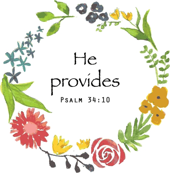 He Provides