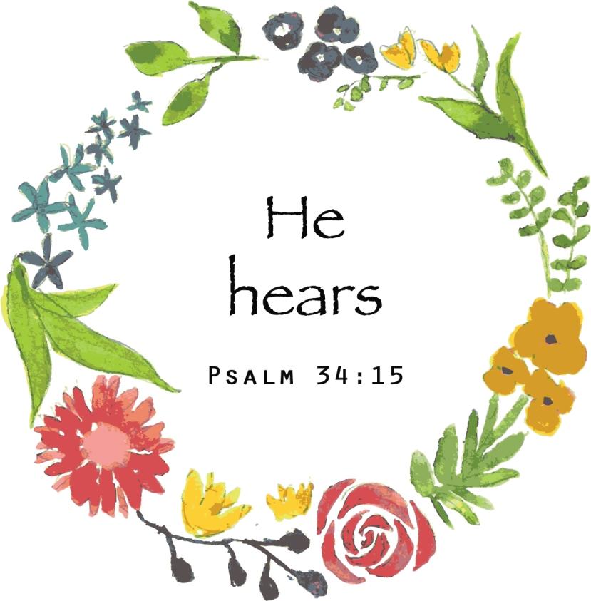 He Hears