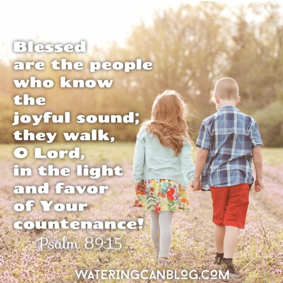 Psalm 89:15