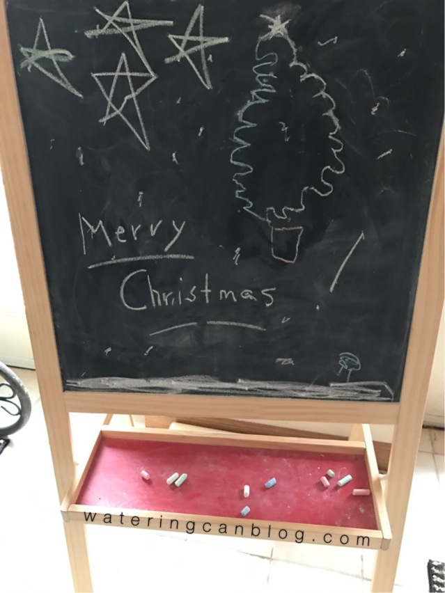 Merry Christmas, by Lucy