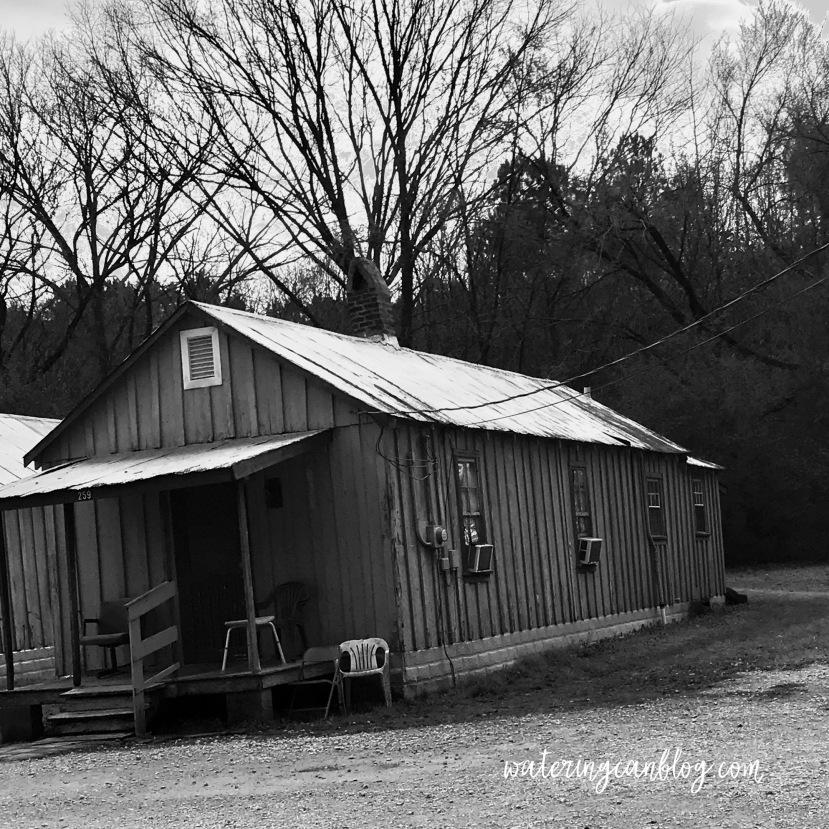 Shotgun House, Memphis, TN