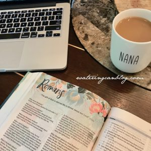 Coffee and The Word: A Review of The Study Bible for Women